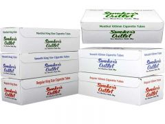Smoker's Outlet Tubes